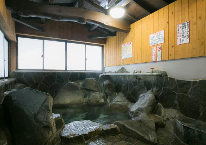 白岩温泉家族風呂
